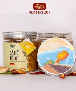 cá hố rim tỏi ớt Đà Nẵng